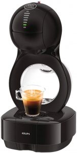 cafetière Dolce Gusto Lumio